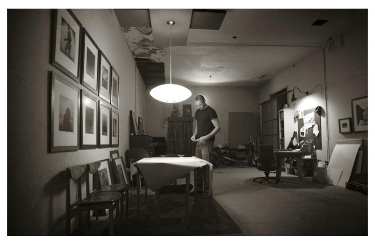 Bokeh Wagner studio
